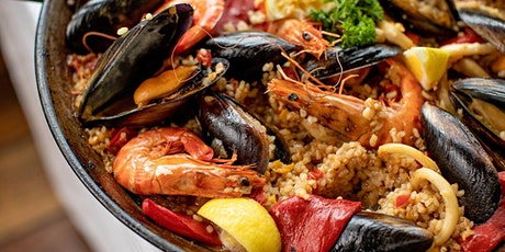 Spanish Cooking Course tickets