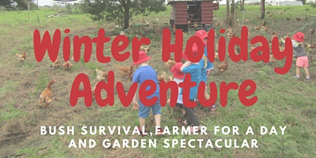 Winter Holiday Adventures- Farmer for a Day tickets