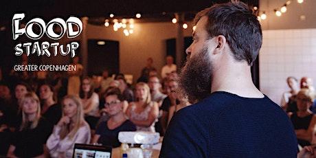 FOOD PITCH: OPLEV DET NYESTE PÅ DEN KØBENHAVNSKE MADSCENE! tickets