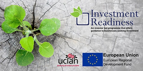 Introduction to Equity Investment for Lancashire SMEs -  8th September 2021 tickets