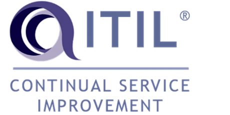 ITIL - Continual Service Improvement (CSI) 3 Days Training in Brussels tickets