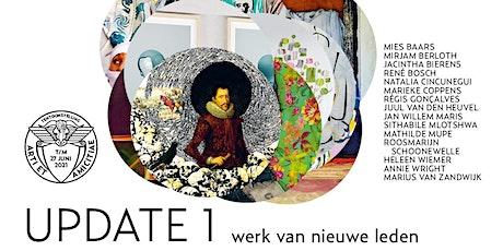 UPDATE I - Werk van Nieuwe Leden tickets