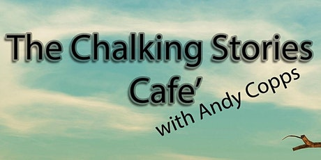 Chalking Stories with Andy Copps (All age, family activity) tickets