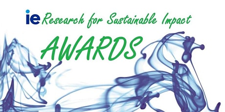 Research for Sustainable Impact Awards Ceremony entradas