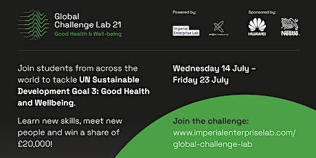 Global Challenge Lab 2021 tickets