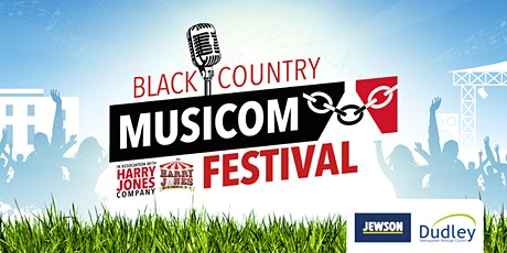 Black Country MUSICOM Festival 2021 tickets