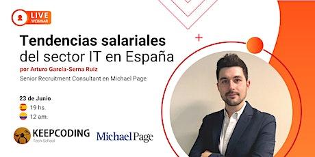Webinar: Tendencias salariales del sector IT en España en 2021 entradas