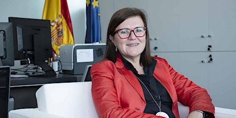WIA-E Madrid - Charlamos con Teresa Riesgo biglietti
