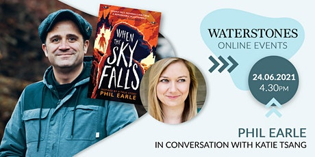 When the Sky Falls: Phil Earle in conversation with Katie Tsang tickets