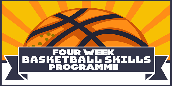 4 Week Basketball Skills Programme Mountrath June 2021 image
