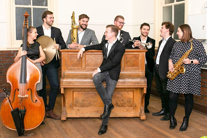 The Tailcoats Presents The Hits of Sinatra and the Count Basie Big Band image