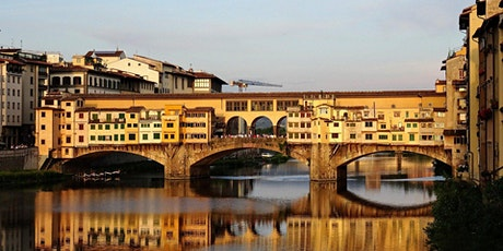 Live Walk through the streets of Florence and the Lungarno Vibes biglietti