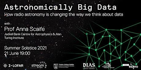 Summer Solstice with I-LOFAR and stream BIRR: Astronomically Big Data tickets