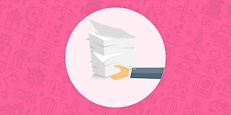 Export Documentation tickets