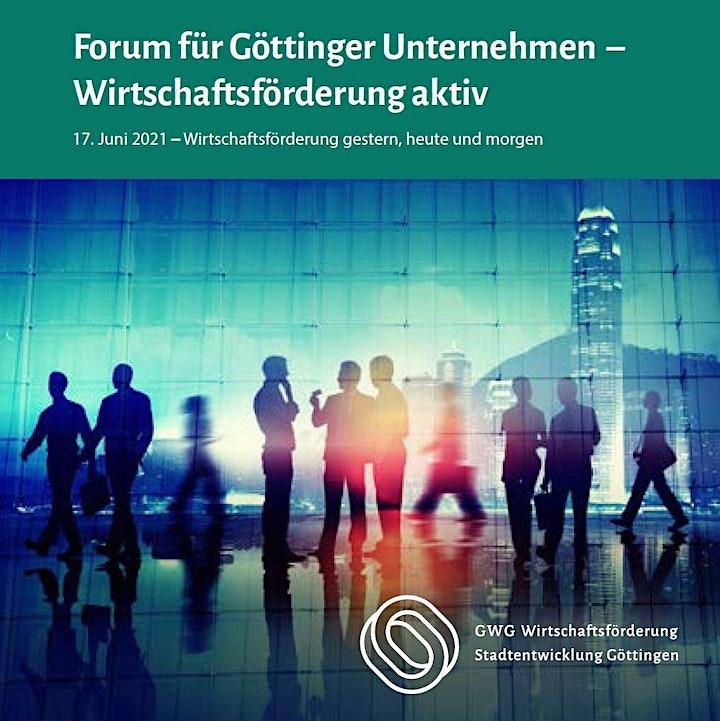 10. Forum für Göttinger Unternehmen: Bild