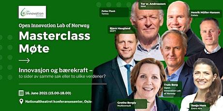 Open Innovation Lab of Norway - Masterclass Møte tickets
