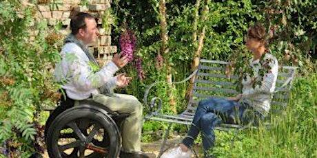Community Garden and Planting Design masterclass with TV gardener Mark Lane tickets