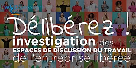 """wEÞ'session  -  Entreprise """"libérée"""" billets"""