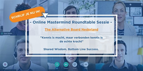 TAB Nederland - Mastermind Roundtable voor ondernemers tickets