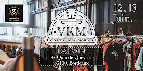 Vintage Kilo Market - Bordeaux billets