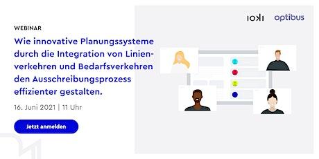Innovative Planungssysteme zur Vereinfachung von Ausschreibungsprozessen Tickets