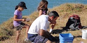 Coastal Cleanup Day at Shimada Friendship Park