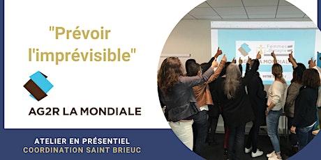 Parlons protection sociale de la dirigeante d'entreprise avec AG2R Fréhel! billets