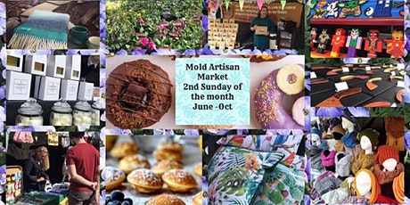 Mold Artisan Market 2021 tickets