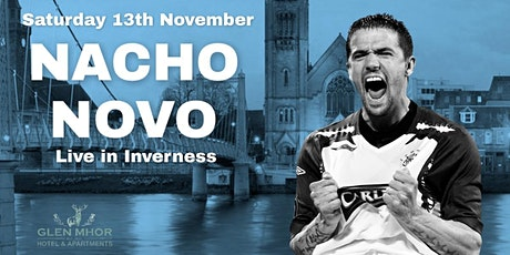 Nacho Novo - Live in Inverness tickets