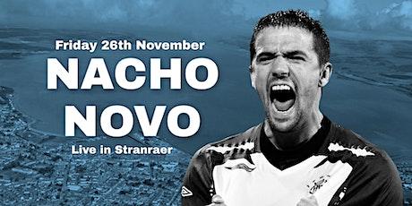 Nacho Novo - Live in Stranraer tickets