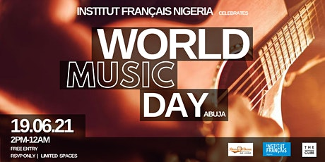 WORLD MUSIC DAY ABUJA tickets