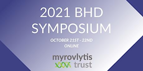 2021 BHD Symposium tickets