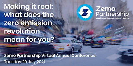 Zemo Partnership Annual Conference tickets