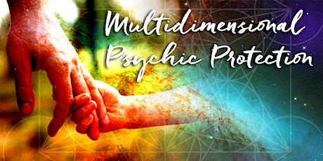 Webinar: Multidimensional Psychic Protection. ingressos