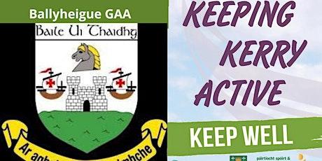 Keeping Kerry Active - Folláine Spóirt trí Ghaeilge tickets