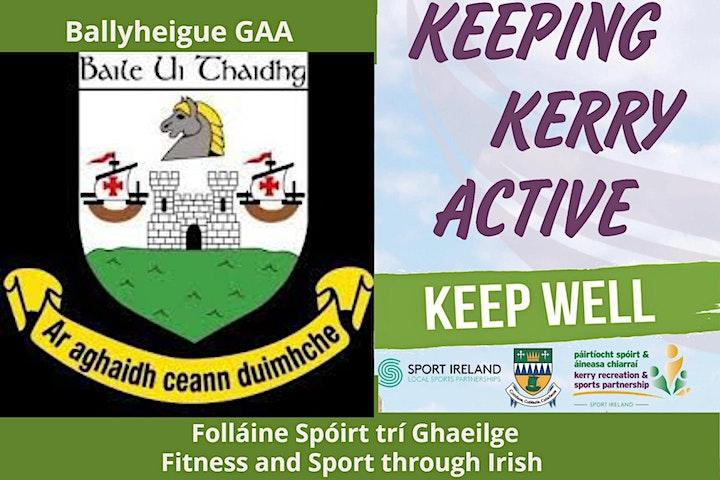 Keeping Kerry Active - Folláine Spóirt trí Ghaeilge image