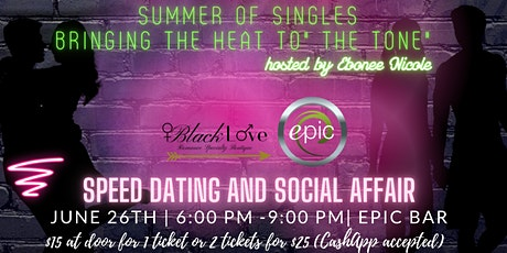 S.O.S Summer of Singles tickets