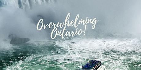 Study in CANADA: Destination Series 2021 Featuring  ONTARIO tickets