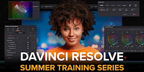 Fairlight Audio Guide to DaVinci Resolve tickets