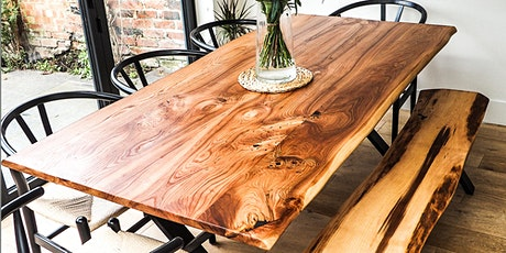 Good with Wood: Upcycling London's Felled Trees into Fabulous Furniture tickets