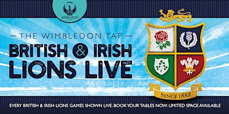 British & Irish Lions Tour of South Africa LIVE tickets