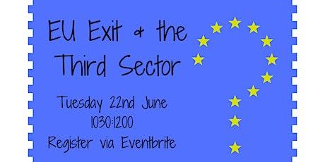 EU Exit  Third Sector Circle tickets