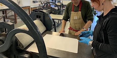 HEA Copperplate Printing Workshop tickets