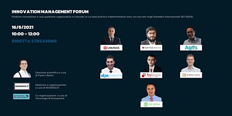Innovation Management Forum biglietti