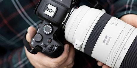 Canon @ Foto Max - Alles rund um das EOS-R-System Tickets