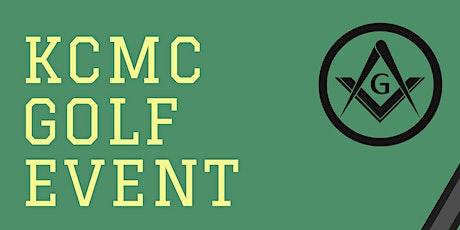 KCMC Golf Event tickets