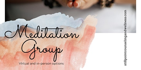Group Guided Meditation tickets