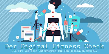 Session #3: Der Digital Fitness Check! Tickets