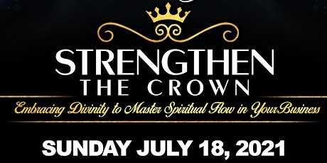 Strengthen The Crown tickets