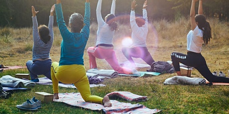 Yoga with Lorraine (Adults, plus accompanied children aged 11 and over) tickets